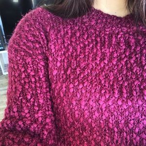 Sweaters - 15%-20% OFF SALE🎈SEE 1st LISTING! Berry popcorn